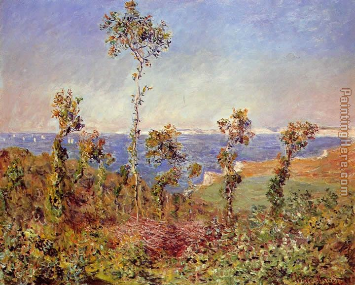 Claude Monet The Fonds at Varengeville