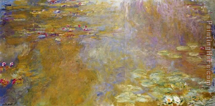 Claude Monet The Water-Lily Pond 1
