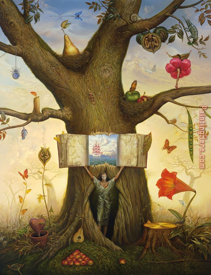 Vladimir Kush Genealogy Tree
